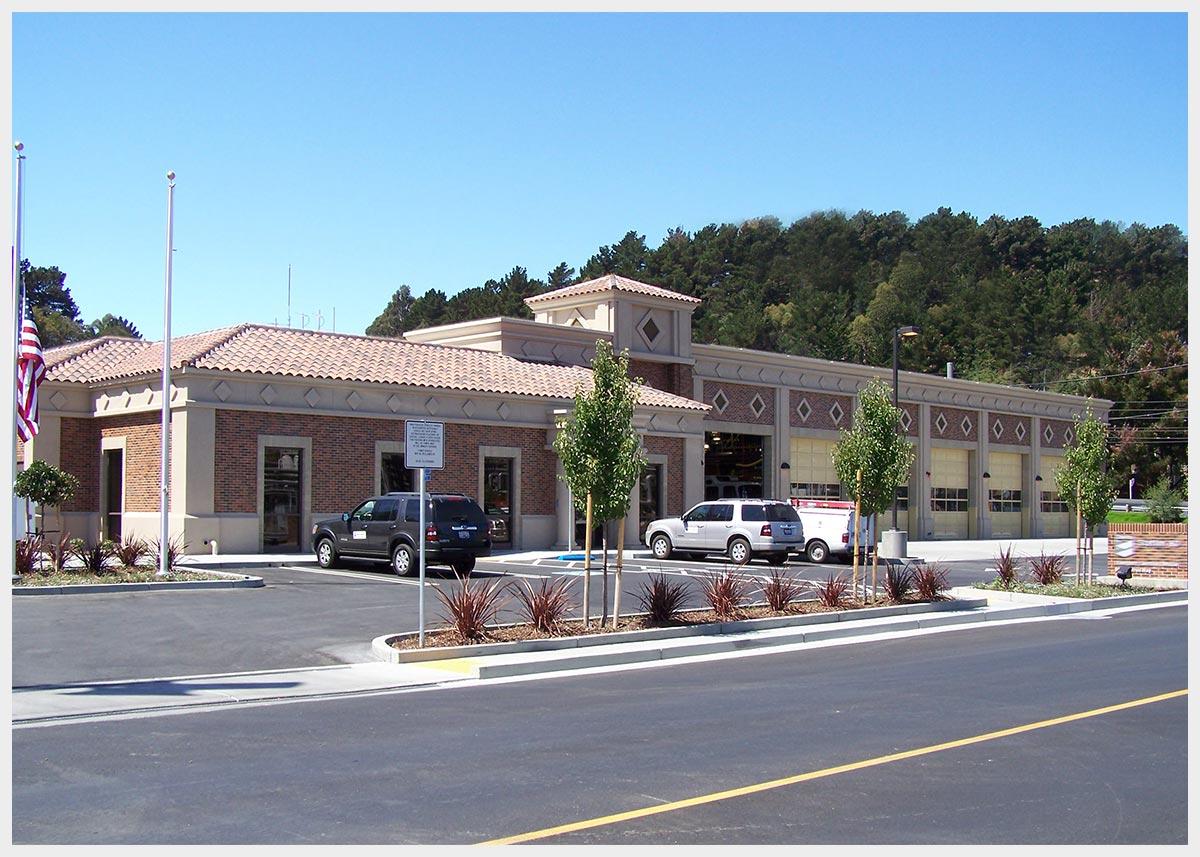 Shannon Masonry Construction - Commercial Brick Masonry Contractor - CMU Structure/Brick Veneer Construction Project-Contra Costa County CA