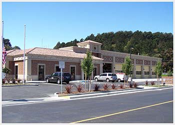 Shannon Masonry Construction - Commercial Brick/Block Masonry Contractor - CMU Structure/Brick Veneer Masonry Construction Project - Contra Costa County CA